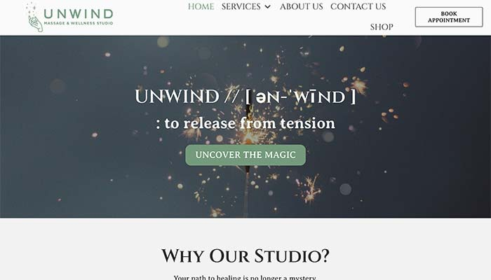 Unwind SRQ Massage